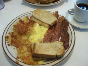 Izzy's Breakfast