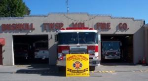 Bushkill Fire Truck