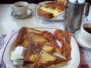 Palmer Diner breakfast